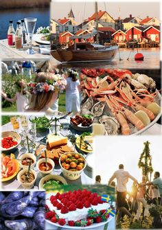 Swedish midsummer in the west coast, nothing can compare to this. Scandinavian Countries, Scandinavian Kitchen, Swedish Girls, Swedish Recipes, National Holidays, Summer Solstice, Edible Flowers, Summer Time, Party