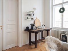 Das Wohnzimmer mit neuer Farbe :heart: