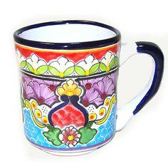 Talavera mug