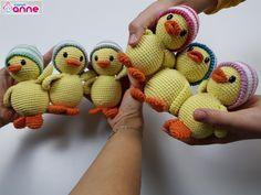 Örgü oyuncak ördek yapılışı, Amigurumi free pattern duck Örgü oyuncak ördek yapılışı, amigurumi free pattern duck Canimanne.com dan herkese merhabalar sevgili Yasemin KALE ile amigurumi öğrenmeye, ... #amigurumi #Amigurumifreepatternduck #örgüoyuncak #Örgüoyuncakördekyapılışı