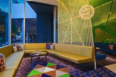 Book your stay at W Mexico City. Our Mexico City trendy hotel offers contemporary accommodations & lively experiences. Living Room Bar, México City, Hotel Offers, Floor Chair, Home Interior Design, Outdoor Blanket, Mexico, Lounge, Contemporary