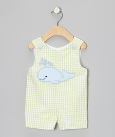 Lime Whale - Shortalls