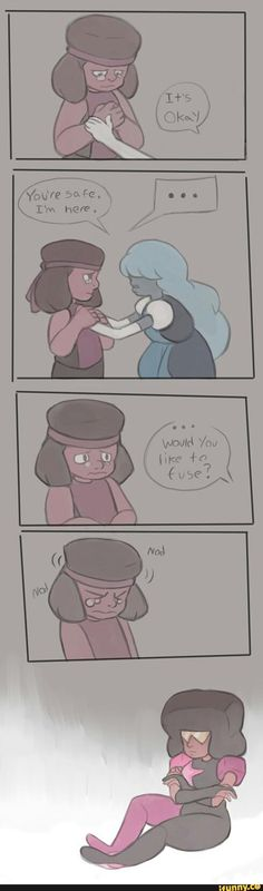 Ruby, Sapphire, Garnet, Steven Universe, Fusion