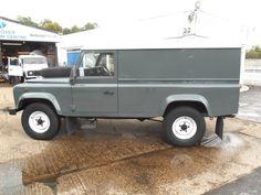 Land Rover DEFENDER 110 TDi Hard Top 61,000 miles 2.5 3dr