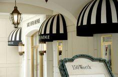 Luxury Shopping on Worth Avenue (Palm Beach, Florida)