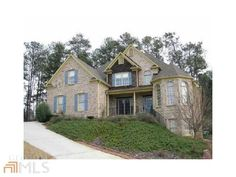 Potential short sale home in Lawrenceville Georgia.