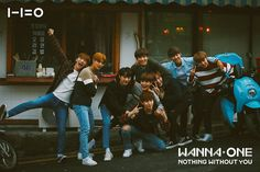 Wanna One 'Beautiful' BTS photo (Movie ver. Jinyoung, Bae, Nothing Without You, You Are My World, Lee Daehwi, Missing You So Much, Kim Jaehwan, Ha Sungwoon, My Destiny