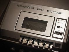 Technicolor 335 Showcase Vintage Video Recorder VCR with TV Monitor Rare As-is - http://electronics.goshoppins.com/vintage-electronics/technicolor-335-showcase-vintage-video-recorder-vcr-with-tv-monitor-rare-as-is/