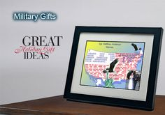 Personalized gifts for military soldiers - army navy air force marines