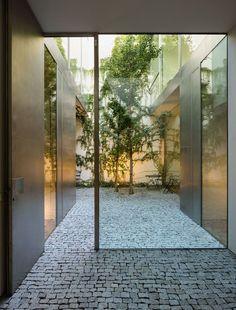 gonzález-schönegger arquitectos / rehabilitación de una vivienda en el casco histórico, sevilla: