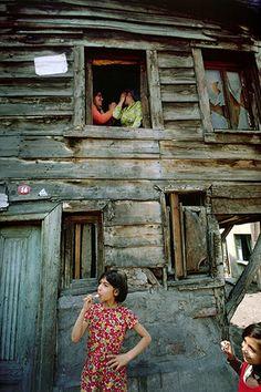 Vintage Istanbul: Istanbul street scene, 1968