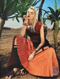 Sure April 2014, Leila Goldkuhl (ANTM C19 Second Runner-up) Fashion Editor, Editorial Fashion, Fashion News, Fashion Models, Famous Models, Naomi Campbell, Emilio Pucci, Couture Collection, Model Agency
