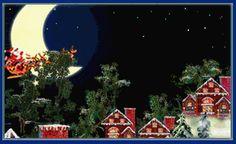 Natale - Animazioni Glitter - Le immagini animate - - Neve Animazioni Pagina 28