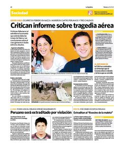 "Prensa: ""La República"""