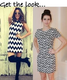 SOLD: Everly black and white dress (Mlle Frivole) Dresses Pretty Little Liars, Shay Mitchell, Get The Look, How To Make Money, Short Sleeve Dresses, Black And White, Boutique, Clothing, Instagram
