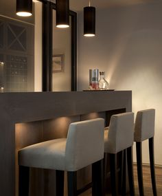 Bar Counter, Zephyr Interiors   Interior Design Projects In London