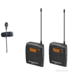 Sennheiser EW122P G3 CH38 Wireless Radio Microphone System