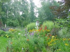 typical English perennial border is what I consider to have ...