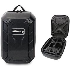 Ultimaxx Backpack for DJI Quadcopter Drones, Phantom 3 Professional, Phantom 3 Advanced, Phantom 3 Standard, DJI Phantom 2 Vision Plus , DJI Phantom 1, Phantom 2, Fits Extra Accessories and Laptop >>> Visit the image link more details.