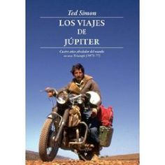 Los Viajes de Júpiter. Jupiter Travels. A man takes his bike to do a ride and does a trip around the whole planet.