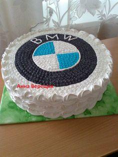 Фотография Bmw Torte, Bmw Cake, Cake Hacks, Car Cakes, Vintage Cakes, Car Themes, Best Luxury Cars, Cake Making, Buttercream Cake