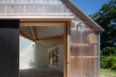 FT architects photography studio light shed designboom