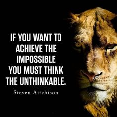 If you want to achieve the impossible. You must think the unthinkable  #ELMENS  #quote #quoteoftheday #quotes #love #quotestoliveby #like4like #quotestagram #instaquote #inspiration #motivation #instadaily #follow4follow #fashionista #wisdom #sadquotes #positivity #picoftheday #photooftheday #motivasi #loveit #lifequotes #beauty #semangat #selfie #quotestags #qotd #positivequotes #peace #motivasidiri