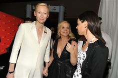 Tilda, Amy & Aubrey all in the same place?! <3