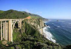 Travel: Big Sur - California's Pacific Coast Highway - on my to do list
