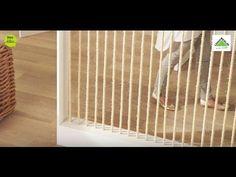 Fabricar un separador con cuerdas (Leroy Merlin) - YouTube