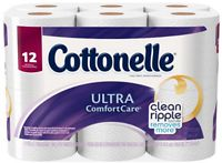 Cottonelle Ultra Comfort Care Big Roll Toilet Paper -...
