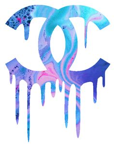 Chanel Wallpapers, Pretty Wallpapers, Iphone Wallpapers, Coco Chanel, Chanel Logo, Pop Art, Wall Collage, Wall Art, Clock Art