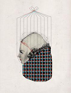 """""""Pattern Girl"""" by Tilman Faelker"""