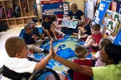 Pre-Kindergarten Inclusion Program is a Success