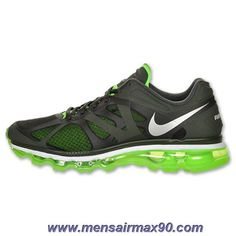 Discounts 487982-303 Sequoia Volt Running Mens Nike Air Max 2012