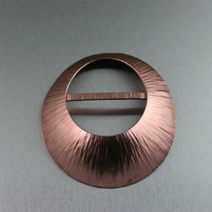 Glamorous Chased Copper Scarf Ring Highlighted by #ILoveCopperJewelry #Copper #StatementJewelry https://www.ilovecopperjewelry.com/chased-copper-scarf-ring.html