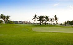 The Westin Abu Dhabi Golf Resort & Spa: 27-Loch-Course