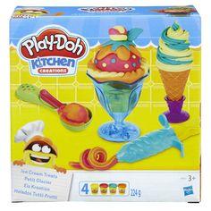 Play Doh, zestaw kreatywny Lodowa Uczta - Play Doh   Sklep EMPIK.COM