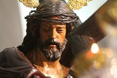 Holy Week in Sevilla, Spain 2012: La Candelaria, Martes Santo.