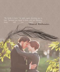 Most memorable quotes from Jane Eyre, a Book based on Novel. Find important Jane Eyre Quotes from book. Jane Eyre Quotes about romantic an. Jane Austen, Literature Quotes, Book Quotes, Film Quotes, Romance Quotes, Nicholas Sparks, Cs Lewis, Classic Literature, Classic Books
