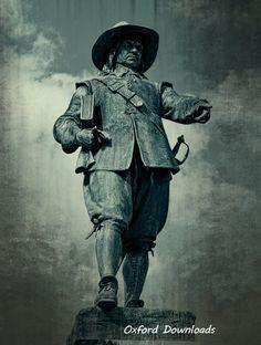 Oliver Cromwell St Ives Cambridgeshire Digital by OxfordDownloads