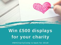 Win £500 of displays with annual Marler Haley competition