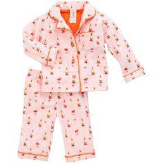 Munki Munki  Gnomes Pajama Set