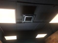 LG CT18/UU18W air conditioning. Tunning cár painting BMW grey