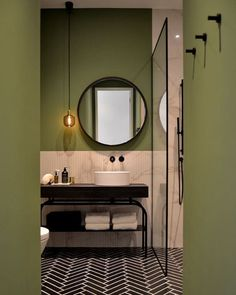 Bathroom design, Amsterdam canal house - By Ann-Interiors - sophia.pinehouse Bathroom design, Amsterdam canal house - By Ann-Interiors - Bad Inspiration, Bathroom Inspiration, Modern Bathroom Design, Bathroom Interior Design, Minimal Bathroom, Bath Design, Bathroom Designs, Interior Shop, Luxury Interior