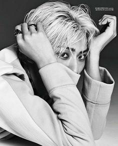 Hyun Seung - Harper's Bazaar Magazine April Issue '14