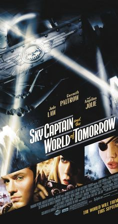 Sky captain and the world of tomorrow, Kerry conran > > >