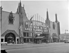 New You Can't Eat the Sunshine podcast #81: LAPL Rare Books Librarian Emma Roberts on her favorite gems in the collection, Richard Adkins of Hollywood Heritage on the preservation of Grauman's Chinese Theatre.  http://esotouric.com/canteatsunshine81