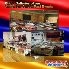 Photo Galleries of our Armenian Vendor Past Events