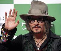 Secret Celebrity Palm Readings: Johnny Depp's palm reading